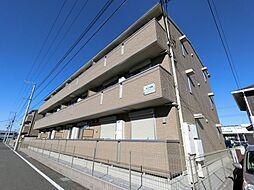 千葉県市原市更級2丁目の賃貸アパートの外観