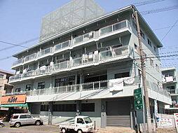 大阪府大東市氷野2丁目の賃貸マンションの外観