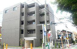 東京都目黒区目黒本町6丁目の賃貸マンションの外観