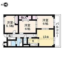 六地蔵駅 6.8万円