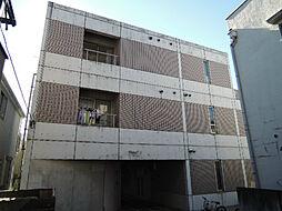東京都狛江市元和泉2丁目の賃貸マンションの外観