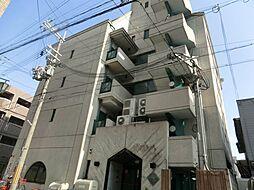 クワドリフォリオ[2階]の外観