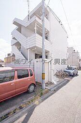 岡山県倉敷市寿町の賃貸マンションの外観
