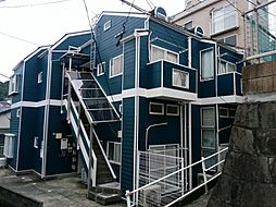 長崎県長崎市泉1丁目の賃貸アパートの外観