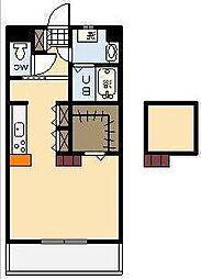 (新築)末広1丁目マンション[401号室]の間取り