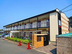 大阪府泉南市樽井8丁目の賃貸アパートの外観