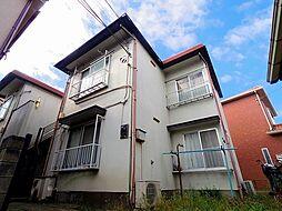 埼玉県所沢市和ケ原1丁目の賃貸アパートの外観