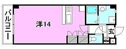 イヒラニハイツ[106 号室号室]の間取り