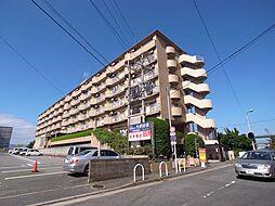 サンシティ箱崎九大前[2階]の外観
