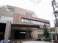 永福町駅周辺