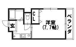 ベルコート94[301号室]の間取り