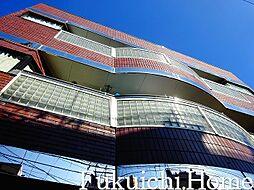 東京都渋谷区本町4丁目の賃貸マンションの外観