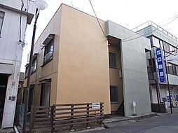 コーポ勝田台[2階]の外観