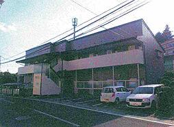 宮城県仙台市太白区向山2丁目の賃貸アパートの外観