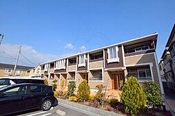 近鉄長野線 喜志駅 徒歩15分の賃貸アパート