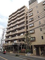 東京都江戸川区東葛西7丁目の賃貸マンションの外観