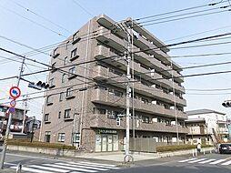 東京都昭島市松原町2丁目の賃貸マンションの外観