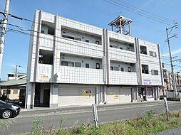 福岡県中間市扇ヶ浦4丁目の賃貸マンションの外観