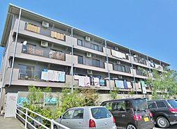 山梨県甲府市長松寺町の賃貸マンションの外観