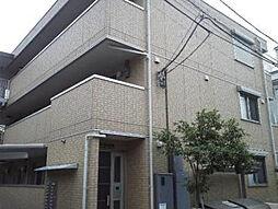 東京都江東区南砂6丁目の賃貸アパートの外観