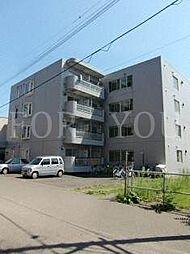 ハイツベールシバ[2階]の外観
