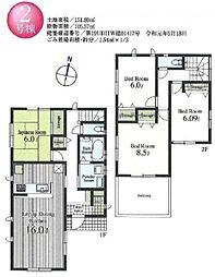 市川駅 3,980万円