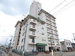 東カングランドマンション八戸[608号室]の外観