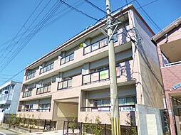 尾崎マンション[101号室]の外観