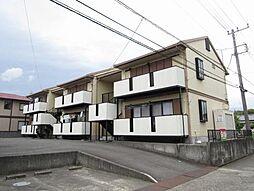 静岡県沼津市鳥谷の賃貸アパートの外観
