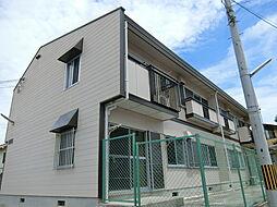 タウニー三松[2階]の外観