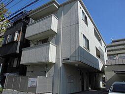 東京都江東区古石場3丁目の賃貸マンションの外観
