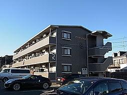 アンソレイユII[2階]の外観