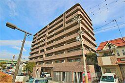 アンドユーイワキ・東大阪[4階]の外観