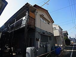 大澤荘B棟[2階]の外観