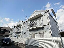 京都府京都市西京区松尾鈴川町の賃貸アパートの外観