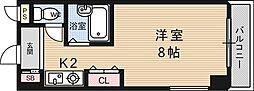 ハイム正木[203号室号室]の間取り