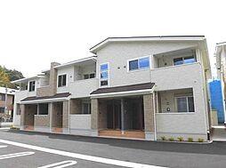 鳥取県米子市陰田町の賃貸アパートの外観
