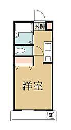 アイ・アパートメントD[103号室]の間取り