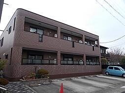 愛知県名古屋市西区平中町の賃貸マンションの外観