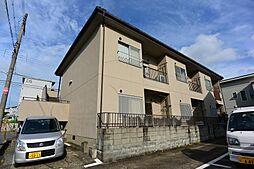矢野ハイツ[1階]の外観