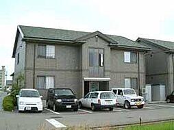 リビングタウン金沢弐番館 B[2階]の外観