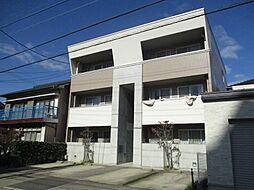 愛知県名古屋市昭和区折戸町2丁目の賃貸マンションの外観