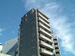アンベリール新宿[9階]の外観