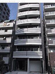 東京都江東区木場の賃貸マンションの外観