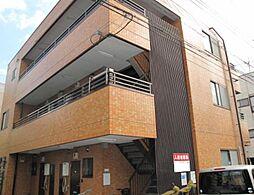 埼玉県蕨市南町4丁目の賃貸マンションの外観