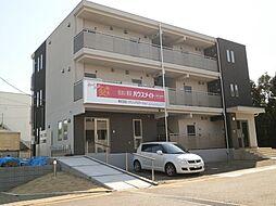 ビュークレスト公津の杜[302号室]の外観