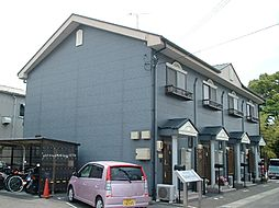 [テラスハウス] 滋賀県守山市勝部4丁目 の賃貸【/】の外観