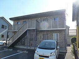 レトアJX中御所[2階]の外観