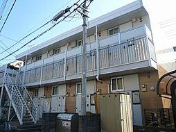 東京都府中市分梅町2の賃貸マンションの外観