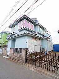 [一戸建] 東京都清瀬市竹丘3丁目 の賃貸【/】の外観